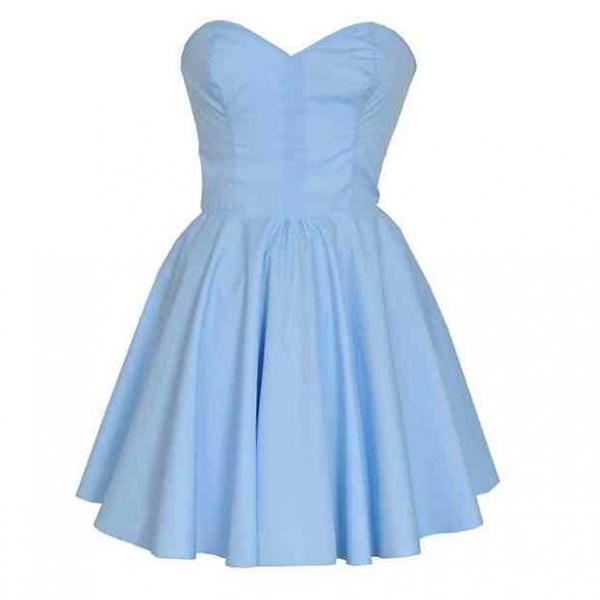 Short Chiffon Party Dress/Homecoming Dress